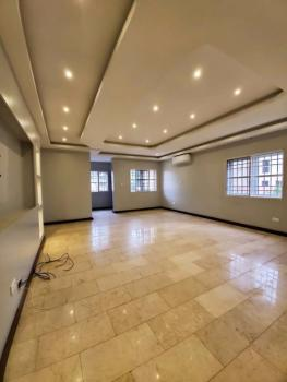 Luxury 3 Bedrooms Terraced Duplex with a Room Bq, Off Ademola Adetokunbo Crescent, Wuse 2, Abuja, Terraced Duplex for Rent