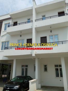 Direct Cash Ready Clients - Self Serviced New 5 Bedroom House, Oniru, Victoria Island (vi), Lagos, Terraced Duplex for Rent