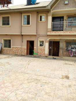 Modern House Consist of Two Numbers of Three Bedroom Flat, Jakande Bucknor, Ejigbo, Lagos, House for Sale