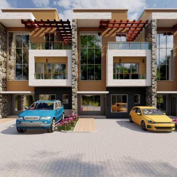 Amazing Offer, 4 Bedroom Terrace, Katampe, Abuja, Terraced Duplex for Sale