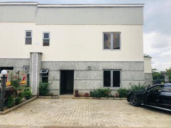 4 Bedroom Terraced Duplex with Bq, Life Camp, Abuja, Terraced Duplex for Rent