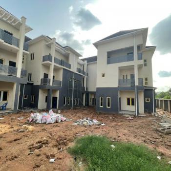 G Empire Garden, Guzape District, Abuja, Semi-detached Duplex for Sale