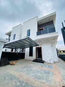 5 Bedrooms Fully Detached Duplex with a Room Bq, Ologolo, Lekki, Lagos, Detached Duplex for Sale