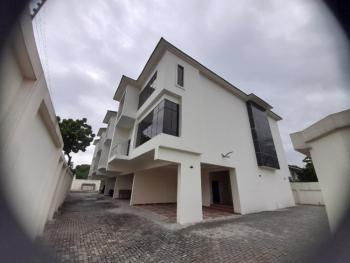 Captivating 4 Bedroom Terrace with a Swimming Pool and Maids Quarters, Victoria Island (vi), Lagos, Terraced Duplex for Rent
