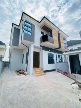 4 Bedroom Semi Detached Duplex with a Room Bq, Along Vgc, Lekki, Lagos, Semi-detached Duplex for Sale