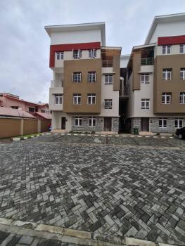 Brand New 4 Bedroom Maisonettes with Maids Room, Femi Okuunu, Lekki Phase 2, Lekki, Lagos, Semi-detached Duplex for Sale