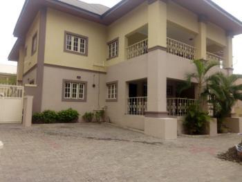8 Bedroom Semi Detached Duplex with 2rooms Bq, Asokoro Main, Asokoro District, Abuja, Semi-detached Duplex for Rent
