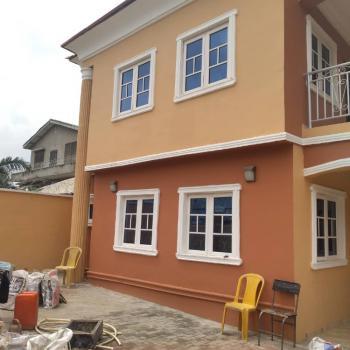 Decent 4 Units 3 Bedroom Block  of Flats, Olaoluwa, Onipanu, Shomolu, Lagos, Flat / Apartment for Rent