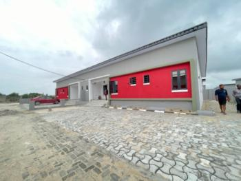 3 Bedroom Semi-detached Bungalow, Beside Mayfair Garden, Awoyaya, Ibeju Lekki, Lagos, Semi-detached Bungalow for Sale