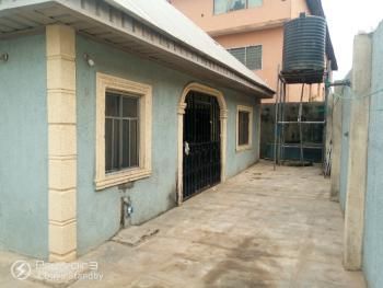 Superb 3 Bedroom Bungalow with 2 Nos of Mini Flat, White House, Command, Abule Egba, Agege, Lagos, Detached Bungalow for Sale