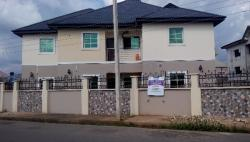 Luxury 3 Bedroom Flats, Osongama Estate, Uyo, Akwa Ibom, Flat for Rent