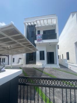 Stylish Contemporary 5 Bedroom Semi Detached Duplex, Lekky County Homes, Ikota, Lekki, Lagos, Semi-detached Duplex for Sale