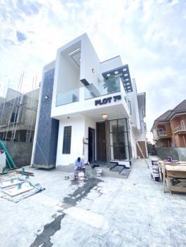 a Superb 5 Bedroom Edifice in a Serviced Estate, Ologolo, Lekki, Lagos, Detached Duplex for Sale