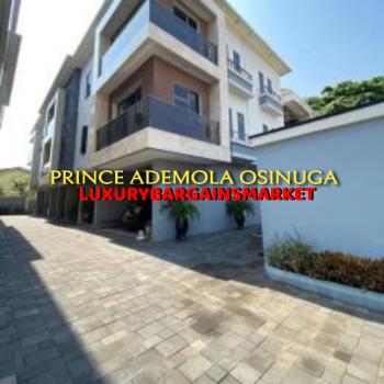 New 4 Bedroom Semi Detached Terrace House+pool, Central Ikoyi, Old Ikoyi, Ikoyi, Lagos, Terraced Duplex for Sale