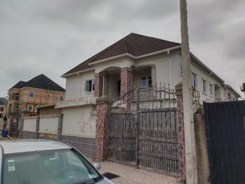 Lovely,super Executive, Spacious,brand New  3 Bedroom Flat in an Estate, Peace Estate, Ago Palace, Isolo, Lagos, Flat / Apartment for Rent