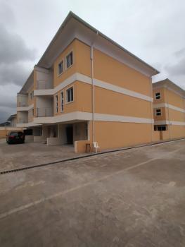 3 Bedroom Terrace Duplex with a Room Bq, Off Issac John Street, Ikeja Gra, Ikeja, Lagos, Terraced Duplex for Rent