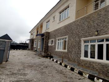 4 Bedrooms Terraced Duplex with Bq, Fha, By Coza Church, Guzape District, Abuja, Terraced Duplex for Rent