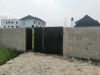 2 Plots of Fenced and Gated Land, Alantic View Estate, Off Alpha Beach Road Before 2nd Toll Gate, Lekki, Lagos, Residential Land for Sale