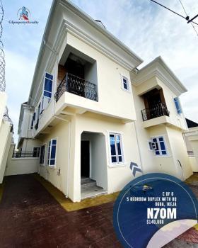 4 Bedroom Semi Detached Duplex with Bq, Ogba, Ikeja, Lagos, Semi-detached Duplex for Sale