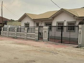 a 4 Bedroom Bungalow on 370sqm, Ogba, Ikeja, Lagos, Detached Bungalow for Sale