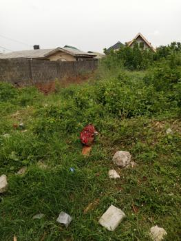 a Plot of Land Fence Round in a Good Location Measure 680.67sqm, Harmony Estate, Ajah, Lagos, Residential Land for Sale