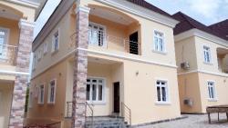 Luxury 4 Bedroom Terrace Apartment, Guzape District, Abuja, 4 bedroom, 5 toilets, 4 baths Terraced Duplex for Sale