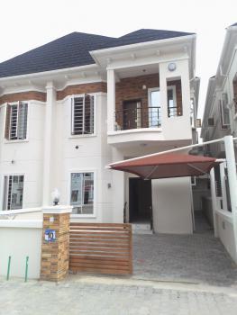 Semi Detached Duplex with Bq, Chevron Toll Gate By Orchid Hotel, Lekki, Lagos, Semi-detached Duplex for Sale