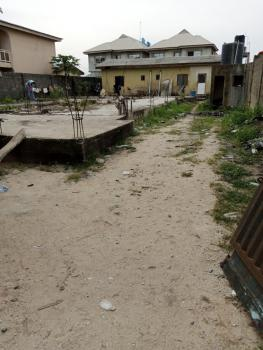 a Plot of Land Fency and Gated with Raft Measure 720sqm, Salvation Estate, Ajah, Lagos, Residential Land for Sale