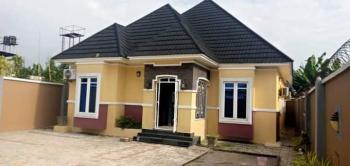 Luxurious and Durably Built 3 Bedroom Detached Bungalow, Ameachi Sch Road / Rumuosi, Port Harcourt, Rivers, Detached Bungalow for Sale