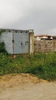 a Plot of Land Well Sandfilled with Fence and Gate Measured 650sqm, Salvation Estate, Ajah, Lagos, Residential Land for Sale