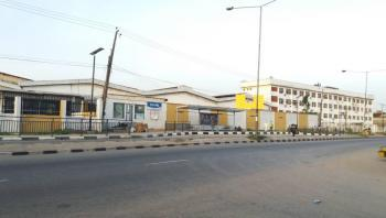 Over 5 Bays Ware Houses with Administrative Building on 9000sqm, Along Oregun Road, Alausa, Ikeja, Lagos, Warehouse for Sale