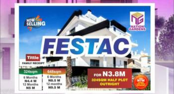Rock Nation Gardens, 6th Avenue ,behind Early Life School, Festac, Amuwo Odofin, Lagos, Residential Land for Sale