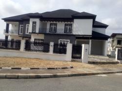 a Very Beautiful 5 Bedroom, 2 Bq House, Royal Garden Estate, Vgc, Lekki, Lagos, Detached Duplex for Sale