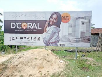 Strategically Located Well Developed Land with Gazetted Title, 5min Away From The Popular Amen Estate Moseyo Eleko, Eleko, Ibeju Lekki, Lagos, Mixed-use Land for Sale