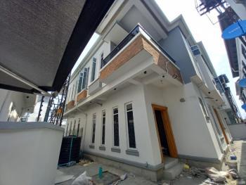 4 Bedroom Semi Detached Duplex with 1 Room Bq (back Unit), Off Lekky County Road, Lekki, Lagos, Semi-detached Duplex for Sale