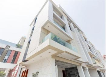 Super Luxury Furnished 5 Bedroom Smart House with Maids Quarter, Banana Island, Ikoyi, Lagos, Terraced Duplex for Rent