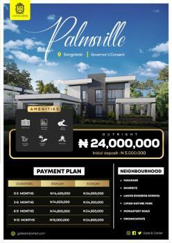Palmsvill Estate, Sangotedo, Ajah, Lagos, Mixed-use Land for Sale
