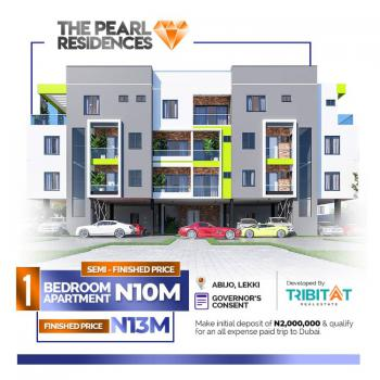 Own a 1 Bedroom Today, Abijo, Lekki, Lagos, Flat / Apartment for Sale