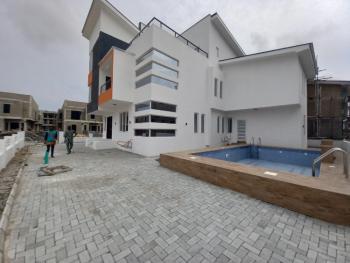 Lovely 5 Bedroom Detached Duplex with Bq, Pool, Chevron Alternative, Lekki, Lagos, Detached Duplex for Sale