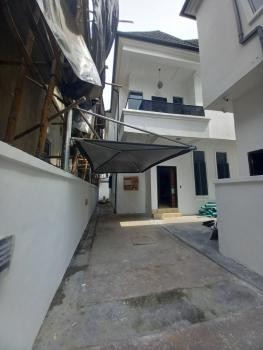4 Bedroom Semi Detached Duplex (back Unit), Chevron Alternative, Lekki, Lagos, Semi-detached Duplex for Sale