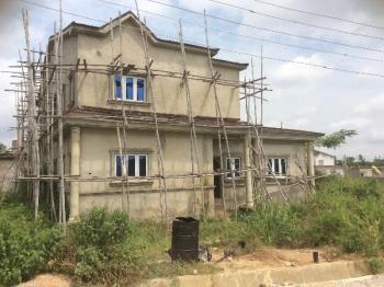 Carcass 5 Bedroom Duplex, Aco Estate. Opp Godab Estate., Life Camp, Gwarinpa, Abuja, Detached Duplex for Sale
