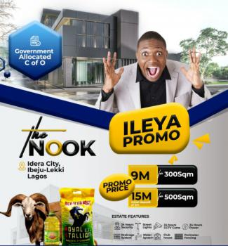 Promo Land Is Still on, Invest Now & Thank Me Later. Hurry!, The Nook Estate, Lekki Expressway, Lekki, Lagos, Mixed-use Land for Sale