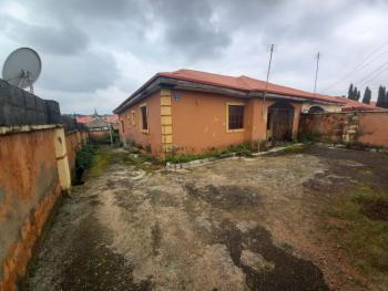 Nicely Located 2 Bedroom Bungalow with 1 Bedroom Boys Quarter, Trademore Estate, Lugbe District, Abuja, Semi-detached Bungalow for Sale