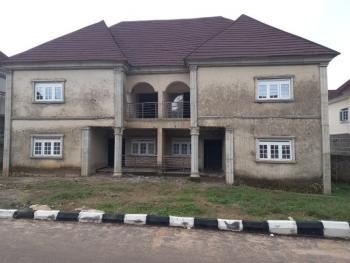 Strategically Located 4 Bedroom Semi-detached House, Galadimawa, Abuja, Semi-detached Duplex for Sale