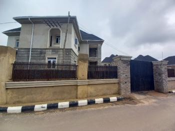 Brand New Ambassadorial 5 Bedroom Detached House with Guest Chalet, Galadimawa, Abuja, Detached Duplex for Sale