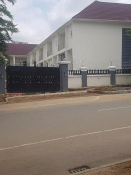 Brand New 4 Bedrooms Terraced Duplex with Bq for Cooperate Letting, Jabi, Abuja, Terraced Duplex for Rent