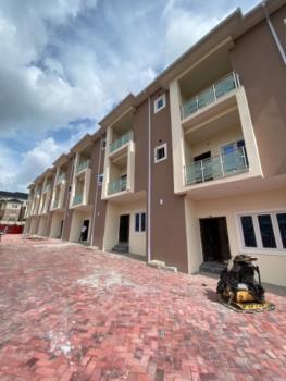 a Newly Built 4 Bedroom, Guzape District, Abuja, Terraced Duplex for Sale