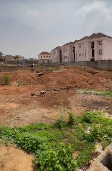Fantastic 1927sqm, Plot 1117 with D P C, Building Approval and C of O, Sharing Fence with Cosgrove Estate, Wuye, Abuja, Residential Land for Sale