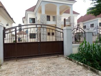 Sharp Fully Detached Duplex with One Bedroom Bq, Extension, Gwarinpa, Abuja, Detached Duplex for Rent