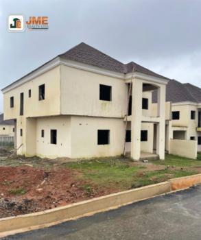 Fully Detached 4 Bedroom Duplex, Naf Valley Estate, Asokoro District, Abuja, Detached Duplex for Sale